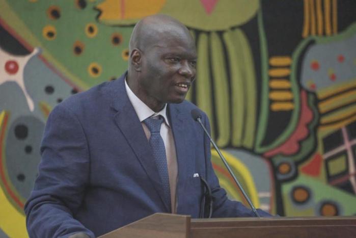 Omar Pène désigné ambassadeur de bonne volonté auprès des étudiants
