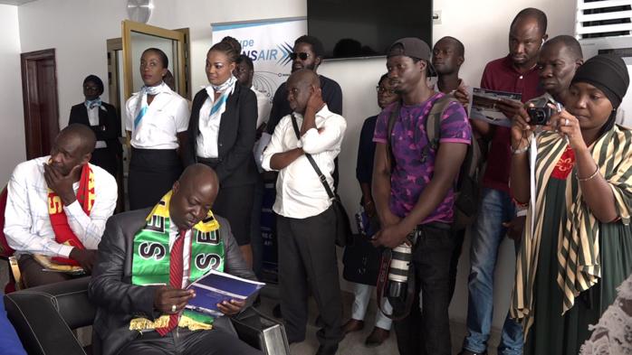 Coupe du monde 2018 : TRANSAIR offre trois billets d'avion à l'ANPS et 5 millions de francs Cfa  au 12ème Gaïndé (Publi-reportage)