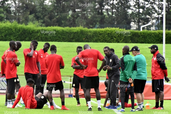 Bilan opérationnel : Aliou Cissé détient les données de performance des 23 Lions