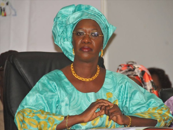 Fass Barigo : La déléguée générale à la protection sociale et à la solidarité nationale a présenté ses condoléances à la famille Ngom