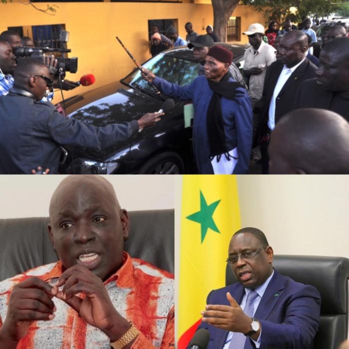 Médiateur de l'ombre entre Macky et Wade : Madiambal Diagne fait des révélations sur la maison du Point E