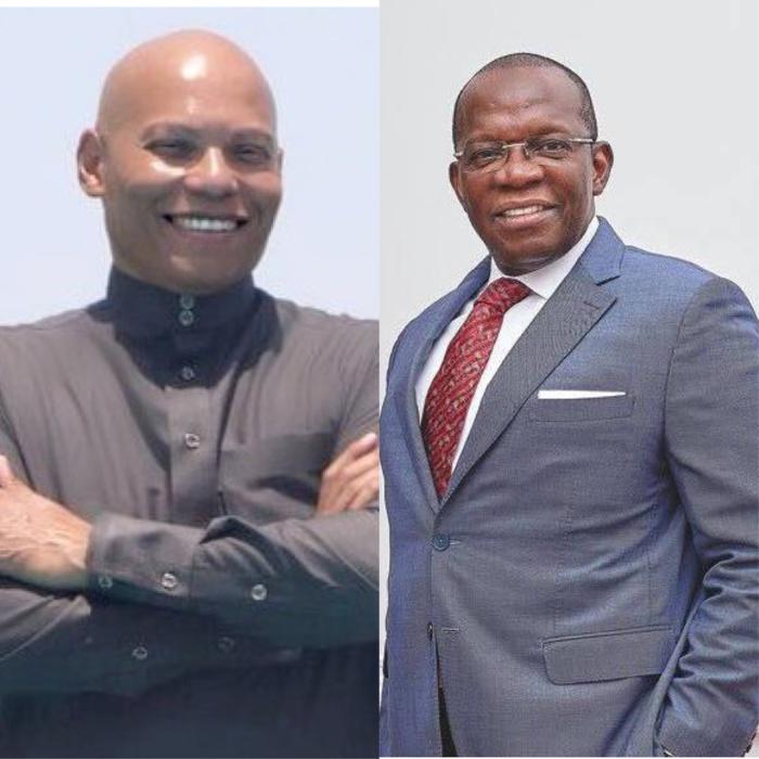 Exclusif Dakaractu / Karim Wade attendu prochainement en Guinée-Conakry : Pourquoi le Premier ministre Kassory Fofana veut inviter Karim Wade en Guinée ?