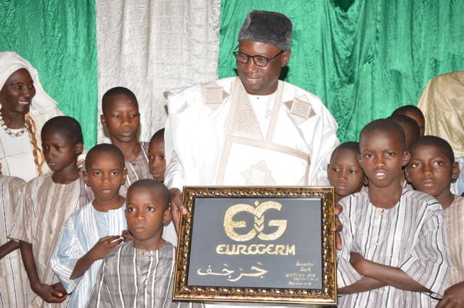 Ramadan : le traditionnel « ndogou » d'Eurogerm/ISBP à l'empire des enfants (Publireportage)