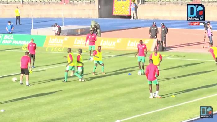 Luxembourg/Sénégal : Les Lions en 4-2-3-1… retour à la défense à 4