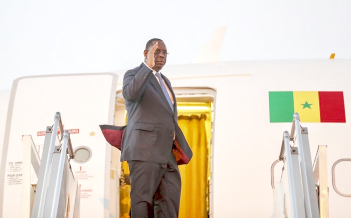 Commémoration du cinquantenaire du CAMES : Macky Sall au Burkina Faso