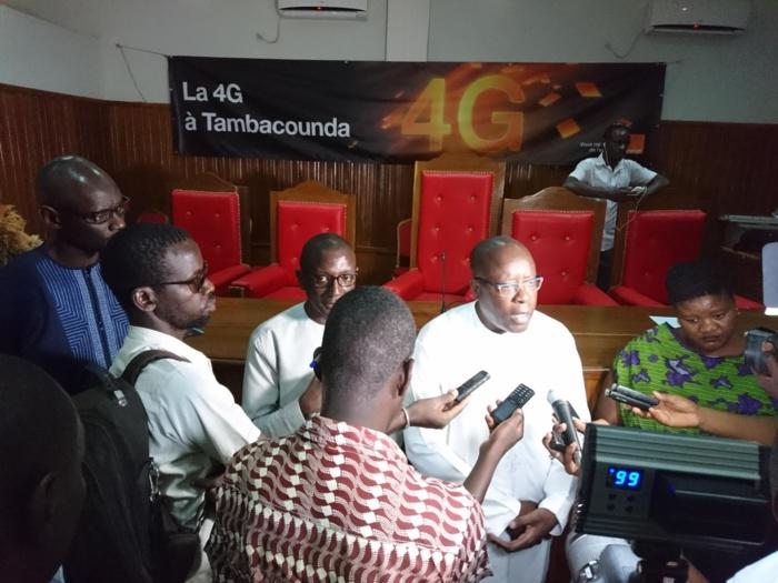 Connectivité / Tamba à l'ère du réseau 4G : Sonatel y investit 10 milliards