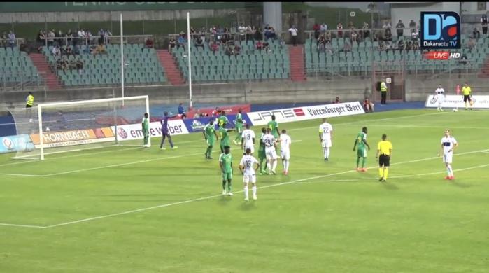 Match amical : Le Sénégal et le Luxembourg se quittent sur un score nul et vierge