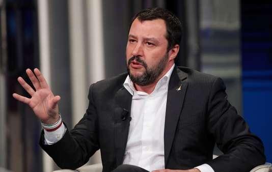 Matteo Salvini : nouveau ministre italien de l'Intérieur, fan de Trump et proche du Front national