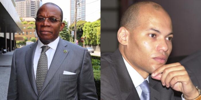 Conakry confirme (presque) Dakaractu en avouant « des relations anciennes, humaines et étroites entre Karim Wade et Kassory Fofana, tissées aux USA »