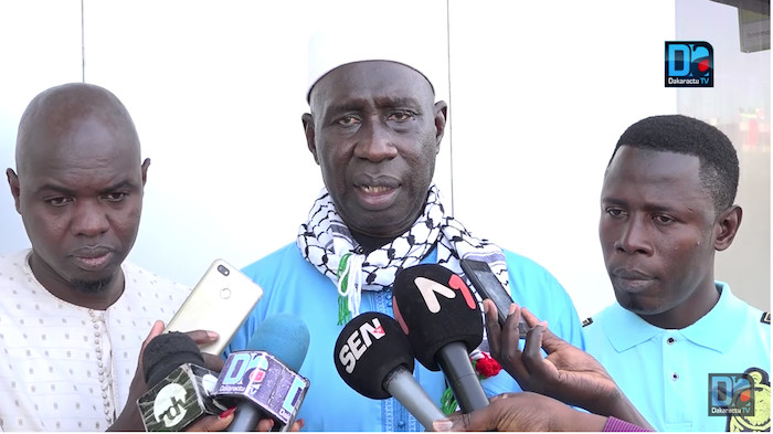 """Bamba Ndiaye : """"Ce n'est pas à moi de pardonner à Idrissa Seck"""""""