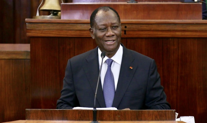 Côte d'Ivoire : Alassane Ouattara n'écarte pas un 3e mandat