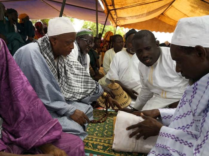 """Samba Sall à Idrissa Seck : «  Le prophète Mohamed (psl) et la Kaaba demeureront nos seules références"""""""