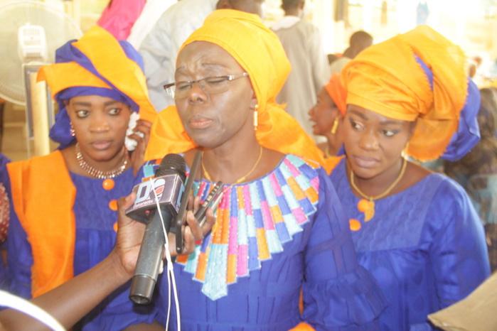 COUMBA SARR GUÈYE (Mboloom Santé) : ' Les femmes à Touba se décarcassent du matin au soir pour ne rentrer qu'avec des miettes '