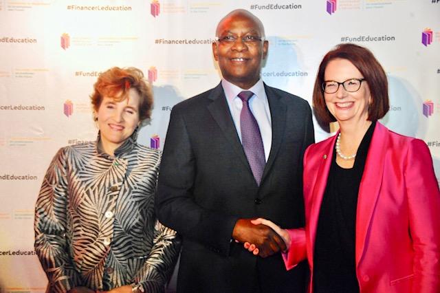 Serigne Mbaye Thiam nommé vice-président du Partenariat mondial pour l'éducation