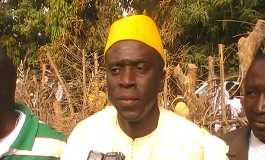 Soutien à Macky Sall : Le maire de Sindian (Bignona) Yankhoba Sagna vient en renfort