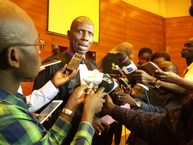CREI : Alioune Ndao ne veut plus en parler !