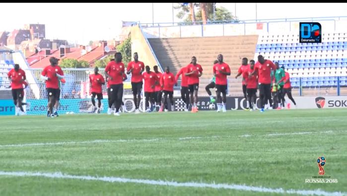 Croatie-Sénégal : La compo probable des Lions, sans Kara Mbodj