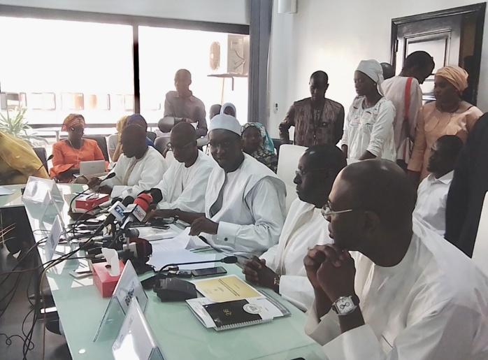 """Amadou Ba (ministre de l'économie et des finances) : """"Aujourd'hui, nous n'avons pas de problèmes de recettes """""""