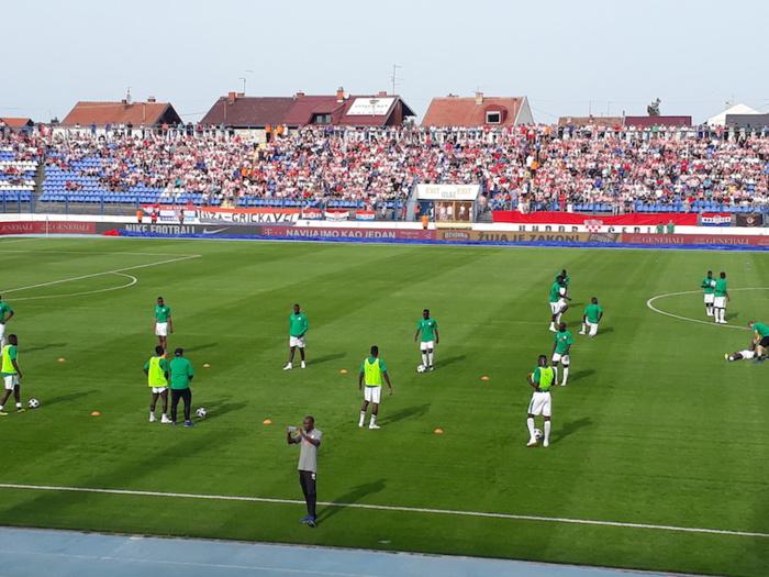Les Lions en 4-2-3-1, sans Kara Mbodj et Cheikhou Kouyaté
