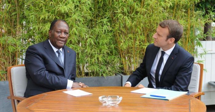 Ouattara en France ce samedi : cette fois-ci Macky ne sera pas de la partie