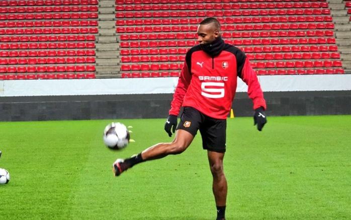 Rennes : bon de sortie pour Diafra Sakho