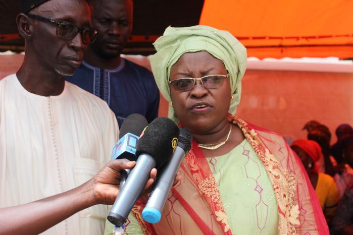 FATOU CHEIKH NDIONE (Directrice des industries animales) : «Mbacké et notre parti souffrent de la divergence qui règne entre les membres de son personnel politique»