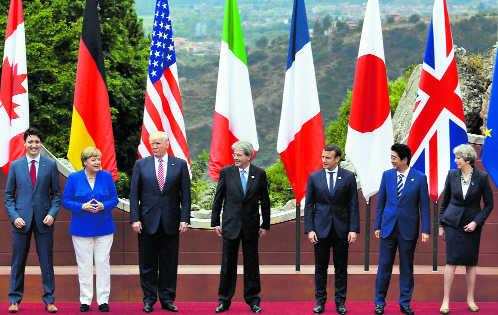 G7 : Donald Trump brûle l'accord commercial après l'avoir béni