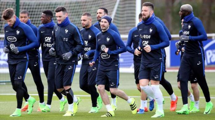 Mondial 2018 : la France possède la sélection la plus chère, selon une étude