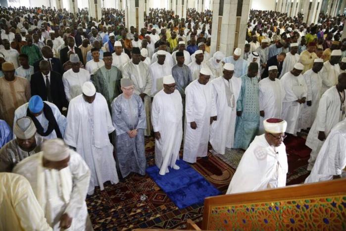 Le Mali célèbre l'Aid El Fitr aujourd'hui