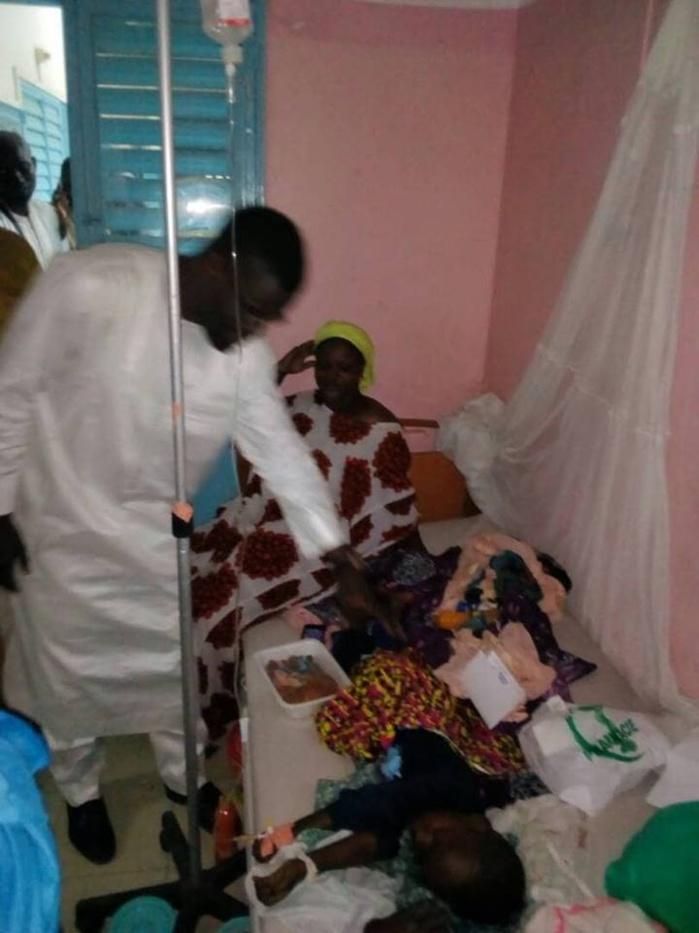 Ramadan à l'Hôpital El Hadj Ibrahima Niass : Le social au service des malades