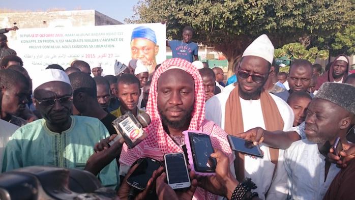 Fête de l'Aïd El Fitr/ Kaolack : La famille de l'imam Alioune Badara Ndao a prié aujourd'hui