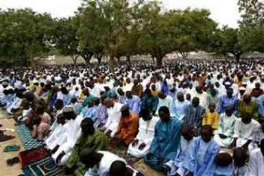 AID EL FITR : A Mbour, l'imam ratib insiste sur la bonne gouvernance