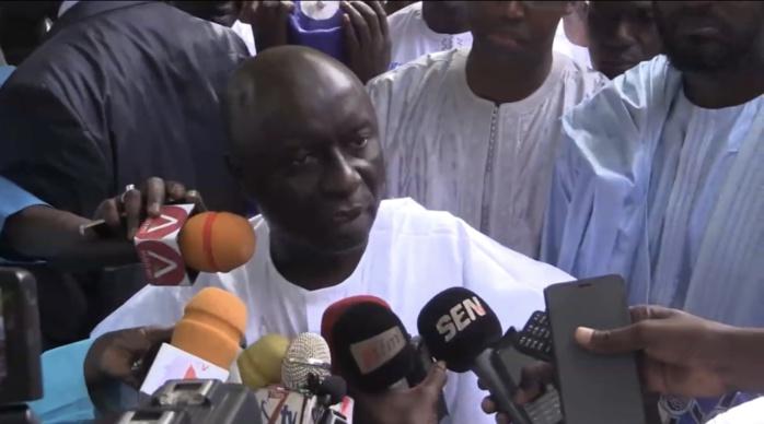 Dialogue au sein de la famille libérale : Idrissa Seck parle en « Messi »