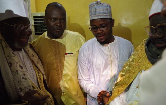 PRÉSIDENTIELLE 2019 - Baye Ciss à la quête de prières pour la réélection du Président Macky Sall chez l'Imam Cheikh et chez le Khalife de Médina