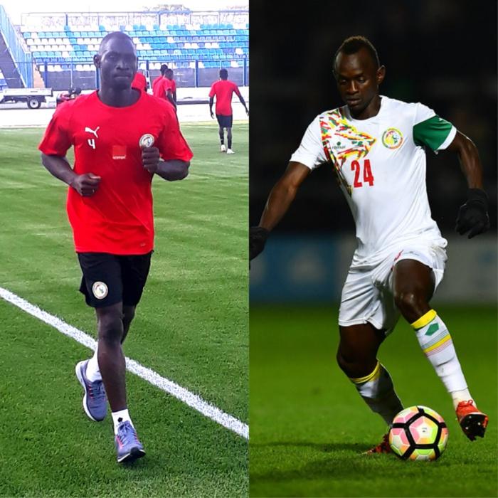 RUSSIE 2018 / ÉQUIPE DU SÉNÉGAL : Saliou Ciss forfait pour le Mondial, Adama Mbengue rappelé