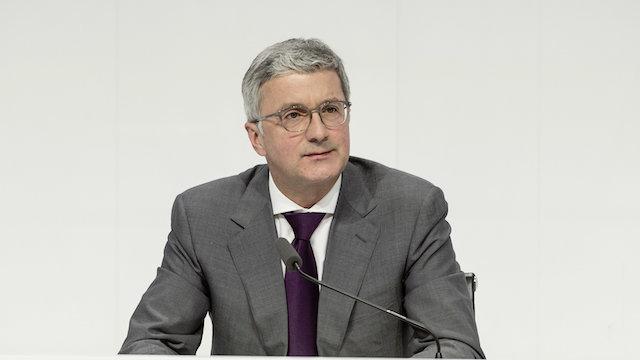 « Dieselgate » : le PDG d'Audi arrêté en Allemagne