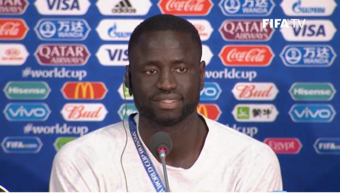 """Cheikhou Kouyaté sur le rythme des séances d'entrainement des Lions : """"On a travaillé très dur pendant 3 semaines"""""""