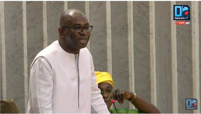 Débats houleux à l'Assemblée nationale : Moustapha Guirassy au-dessus de la mêlée