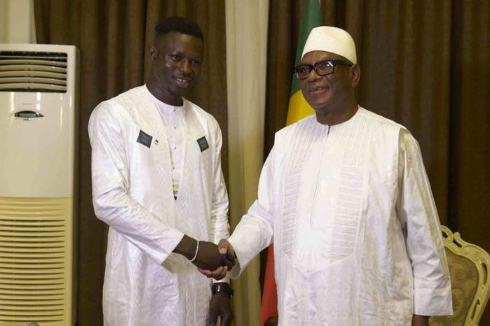 Le président malien félicite Mamoudou Gassama