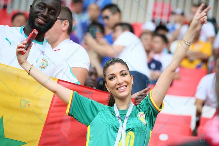 Russie 2018 : Les premières images du match Sénégal Vs Pologne