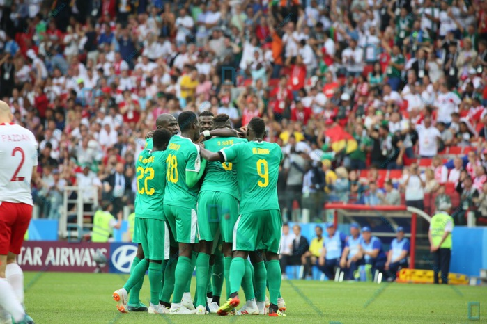 Coupe du monde : Le Sénégal mène par 1 but à 0 contre la Pologne à la pause