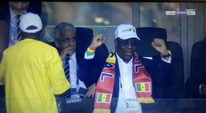 Victoire des Lions contre la Pologne : Le message du Président Macky Sall