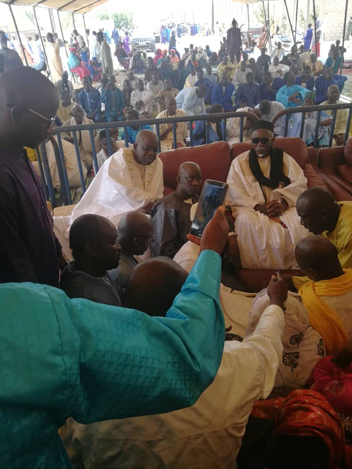 Rappel à Dieu de Serigne Bara Maty Lèye : Une délégation du PDS à Touba pour présenter les condoléances