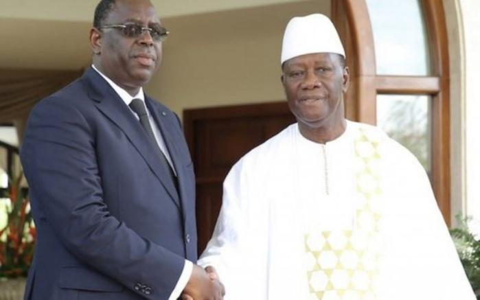 "Inondations meurtrières à Abidjan : Macky Sall exprime sa ""solidarité"" aux Ivoiriens"