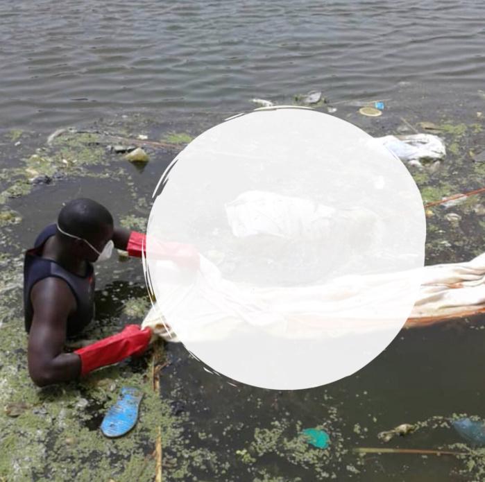 Découverte macabre à Yeumbeul-sud : le corps de cet homme retrouvé dans un bassin de rétention (Photo)