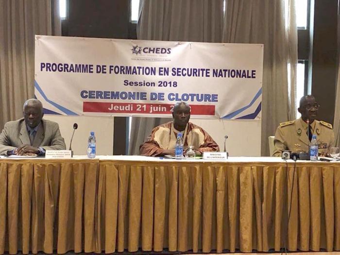 """Aly Ngouille Ndiaye : """"Tout système de sécurité est tributaire de ressources humaines bien formées"""""""