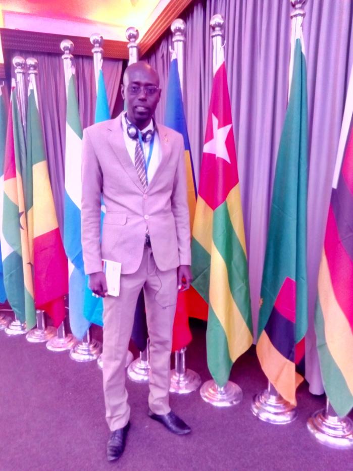 Badara Samb est l'invité du forum des Nations-Unies pour la gestion des ressources humaines au sein des collectivités territoriales.