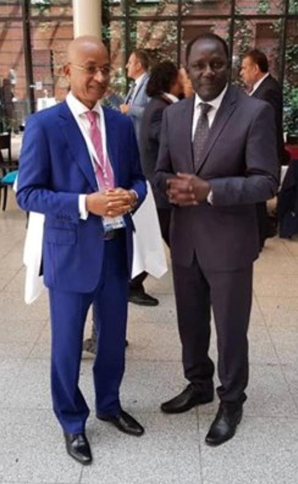 200e ExCom de l'Internationale libérale : Rewmi d'Idrissa Seck en première ligne (Images)