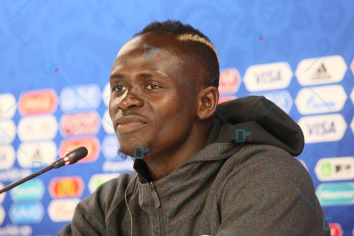 """Sadio Mané : """"Nous respectons l'équipe japonaise et il faudra faire le maximum pour les contrer"""""""