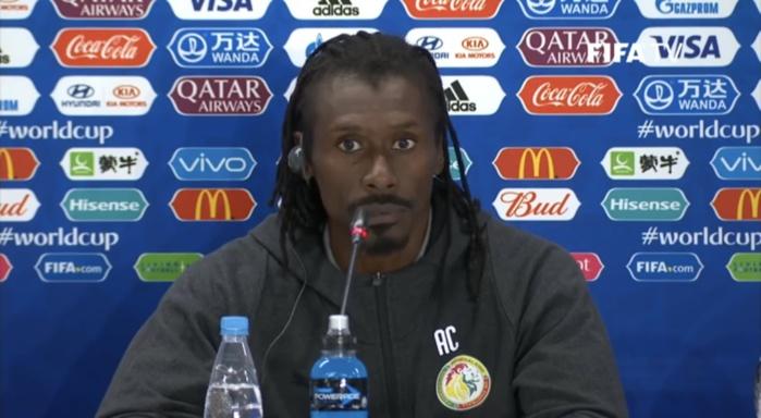 """Aliou Cissé sur Japon/Sénégal : """"Vers un match très disputé où les deux équipes auront à cœur de gagner!"""""""